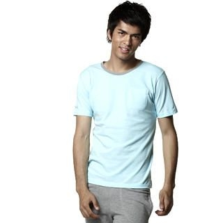 Buy Justyle Basic Short-Sleeve Roundneck Tee 1022441910