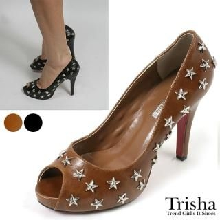 Buy Trisha Star Studded Platform Pumps 1022065123