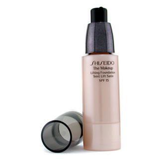 Shiseido Mascara on Shiseido     The Makeup Lifting Foundation Spf 15 I20 Natural Light
