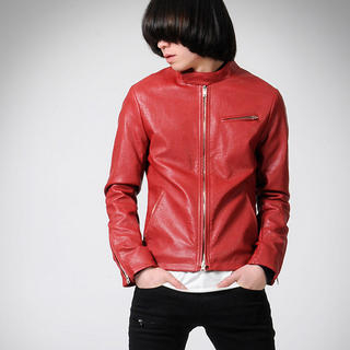 Buy deepstyle Faux Leather Jacket 1022211626