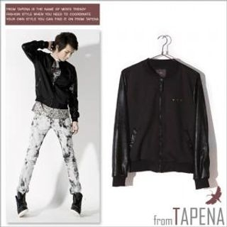 Picture of TAPENA Zipup Jacket 1022494695 (TAPENA, Mens Outerwear, Korea)