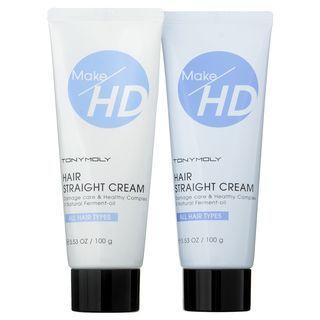 Tony Moly - Make HD Hair Straight Cream 100g x 2 100g x 2 1051458128