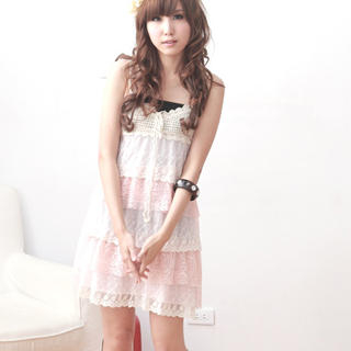 Buy VeJanie Layered Lace Sundress 1022572308