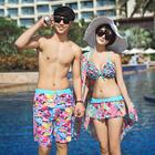 Couple Floral Bikini / Swim Shorts от YesStyle.com INT