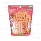 Kracie - Ichikami Hair Moisture Mini Set: Shampoo 40ml + Conditioner 40g 2 pcs 1596