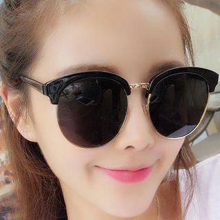 Retro Round Sunglasses 1052957087