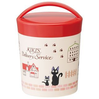 Image of Kikis Delivery Service Caf  Cup Lunch Box