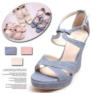 Buy Woorisin Wedge Sandals 1022733999