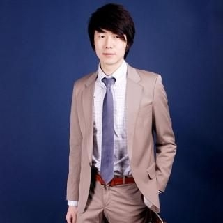 Picture of Belivus One Button Blazer 1022456518 (Belivus, Mens Jackets, Korea)