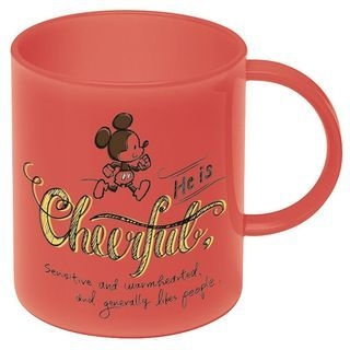 Mickey Mouse Plastic Cup 1058158958