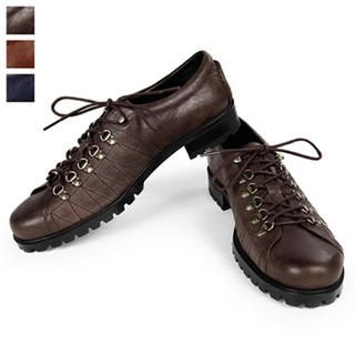 Buy Purplow Lace-Up Sneakers 1021955547
