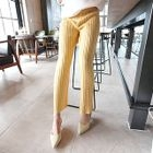 Maternity Wide-Leg Ribbed Pants 1596
