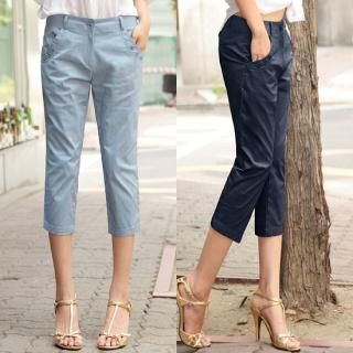 Picture of Blue Is Zip-Closure Shoulder Bag 1022913912 (Blue Is Pants, South Korea Pants)