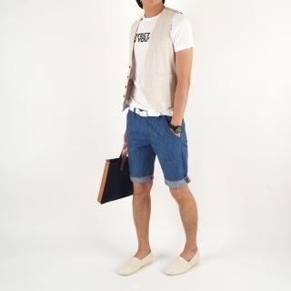 Picture of IRONB Denim Shorts 1022942170 (IRONB, Mens Pants, Korea)