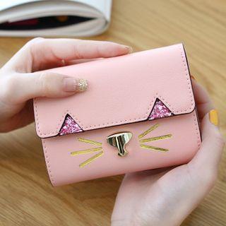 cat-faux-leather-wallet