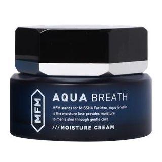 For Men Aqua Breath Moisture Cream