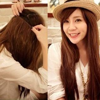 Hair Extension - Straight 1049785828