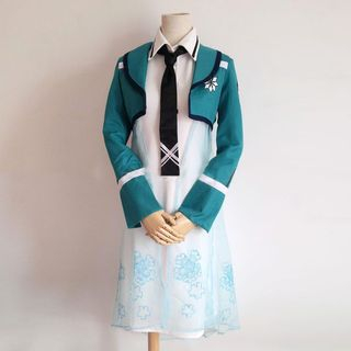 The Irregular at Magic High School Miyuki Shiba Cosplay Costume 1055071315