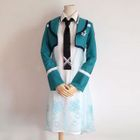 The Irregular at Magic High School Miyuki Shiba Cosplay Costume 1596