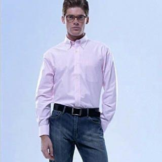 Buy Justyle Long-Sleeve Striped Dress Shirt 1021492710