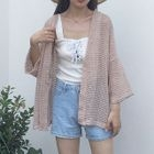 Open Knit Cardigan 1596