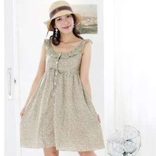 Buy Jessica Brook Frill Layered Sleeveless Dress 1022978097
