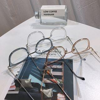 Oversized Glasses 1065676719