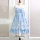 Strappy A-line Midi Dress 1596