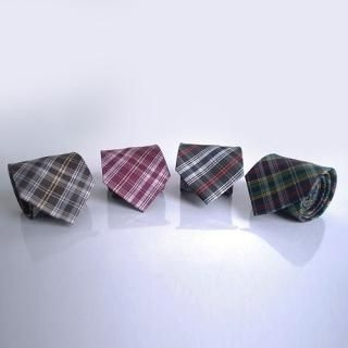 Picture of Belivus Check Tie 1022542175 (Belivus, Mens Hats & Scarves, Korea)