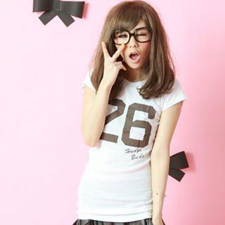 Buy ZOO 26 Print T-Shirt 1023016295