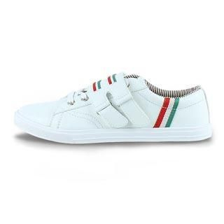 Buy BSQT Canvas-Stripe Velcro Sneakers 1021343300