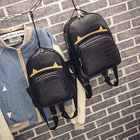 Faux Leather Backpack от YesStyle.com INT