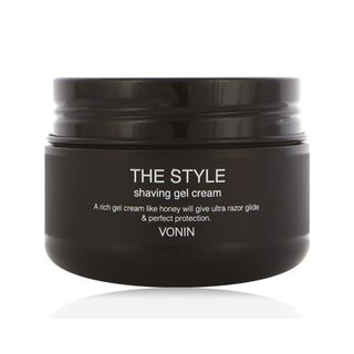 VONIN - The Style Shaving Gel Cream 120ml 120ml 1044526465