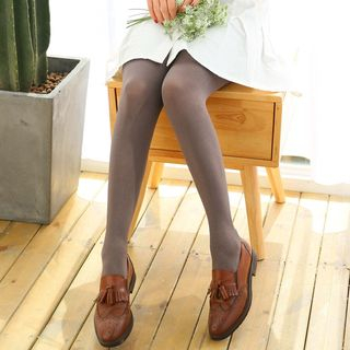 Ribbed Tights 1065544794