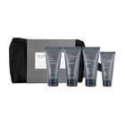 THE FACE SHOP - The Gentle For Men All-In-One Kit: All-In-One Wash 50ml + Mild Foaming Cleanser 50ml + All-In-One Essence 50ml + Oil Absorbing Sun Cream SPF50+ PA+++ 30ml 1596