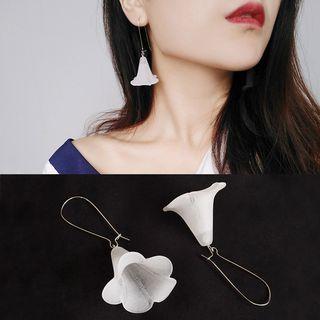 Flower Drop Earrings 1060005705