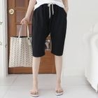 Cropped Baggy Sweatpants 1596