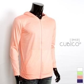 Picture of CUBICO Long-Sleeve Hoodie 1022928100 (CUBICO, Mens Knits, Korea)