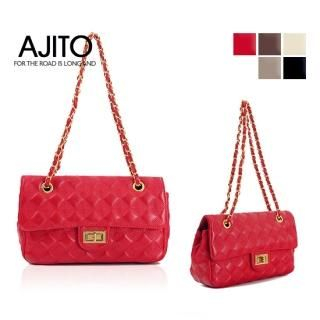 Picture of AJITO Faux-Leather Handbag 1021632432 (AJITO, Handbags, Korea Bags, Womens Bags, Womens Handbags)