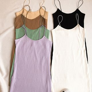 Ribbed Bodycon Dress 1049866116