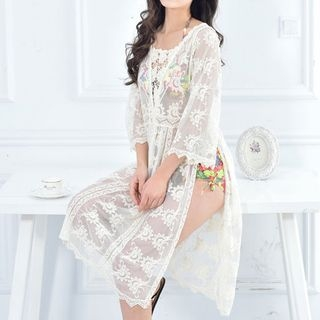Lace Cover-up 1059784633