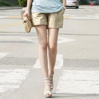 Buy Soegirl Elasticized Waist Shorts 1023020152