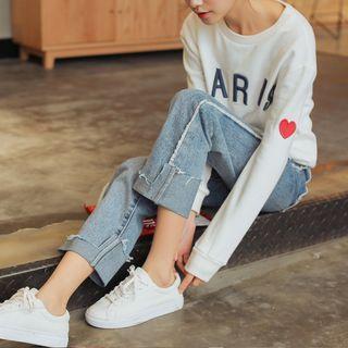 Wide Leg Jeans 1056876875
