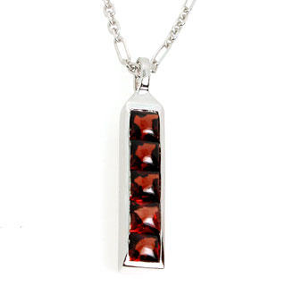 Image For Garnet Growth Pendant