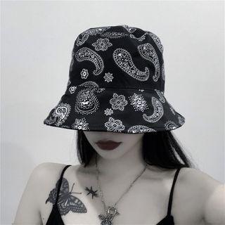 Reversible | Bucket | Black | Hat