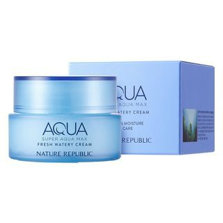 Super Aqua Max Fresh Hydrating Cream - For Oily Skin