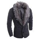 Removable Faux Fur Blazer 1596