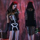 Corpse Bride Party Costume 1596