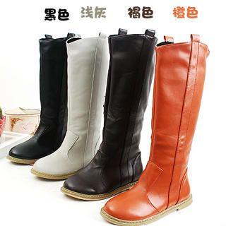 Buy KAWO Knee-Length Boots 1022774549