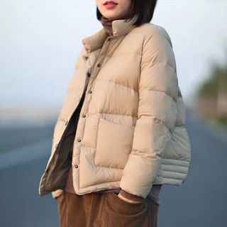 Image of Buttoned Down Jacket